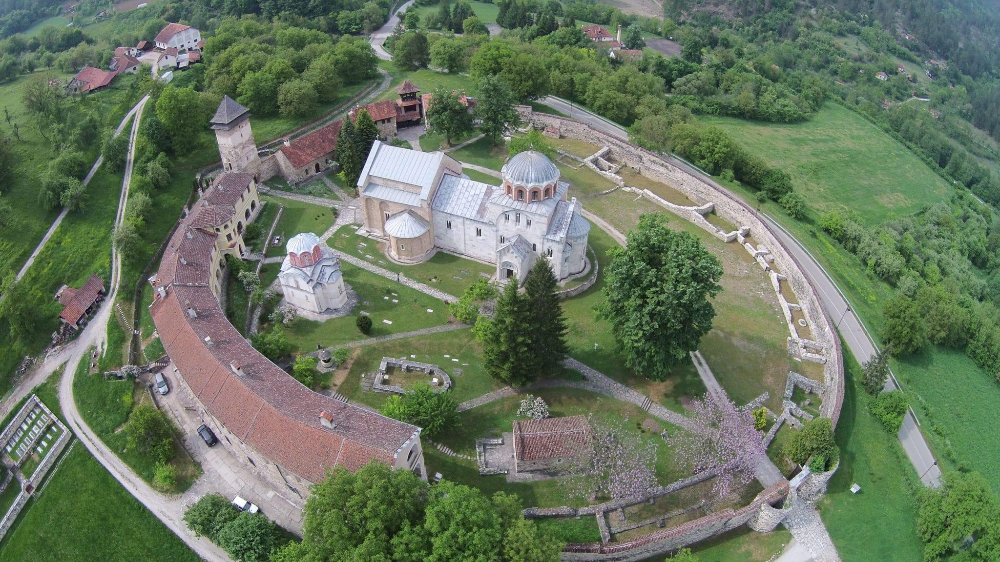 Resultado de imagen de El monasterio de Studenica